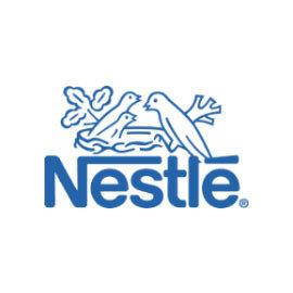 Nestle Referenzen Logo gross