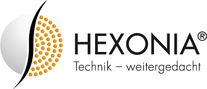 Logo Hexonia Referenz Übersetzungsbüro Perfekt
