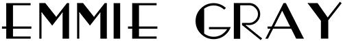 EMMIE GRAY Logo