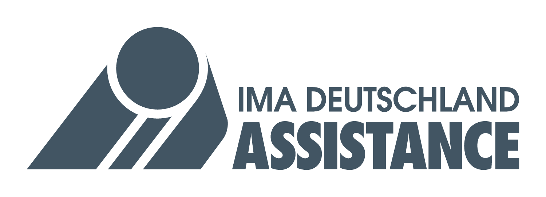 Logo IMA Deutschland Referenz Übersetzungsbüro Perfekt