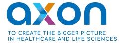 Logo referentie axon healthcare