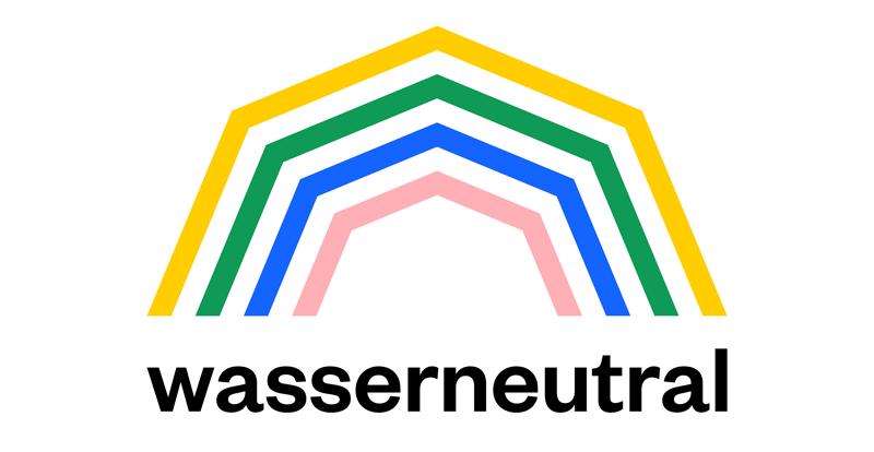 Wasserneutral Logo Referenz Übersetzungsbüro