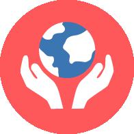wereldbol bcorp vertaalbureau
